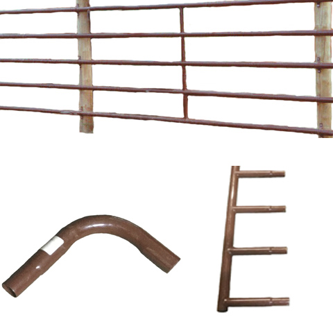 CONTINOUS FENCING AND HARDWARE