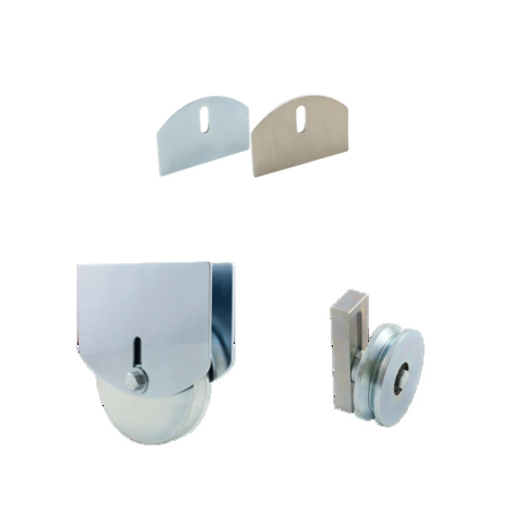 ROLLER AND CANTILEVER GATE HARDWARE
