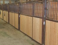 Traditional Vertical Rail Dividers