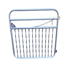 Aluminum Spiral Gates