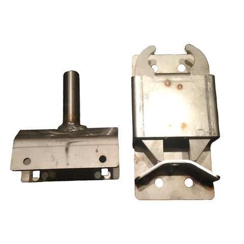 2 Way Stainless Steel Slam Latch