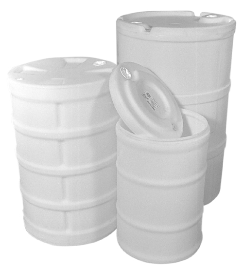Polyethylene Slip On Lid Drum