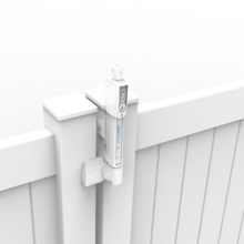 MagnaLatch Vertical Pull Safety Latch