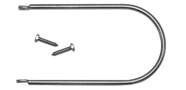 Round Rail Loop Latch