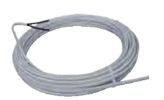 Double lead-out wire