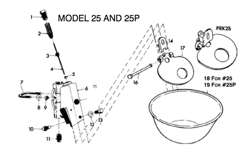 Nose Pan Replacement Kits