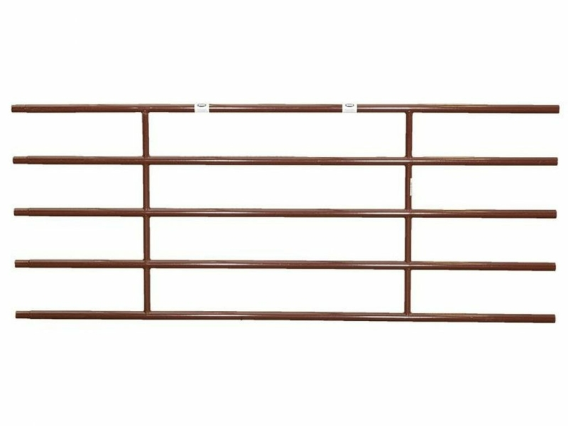 "1.5"" Continuous Fence Rail Panel"