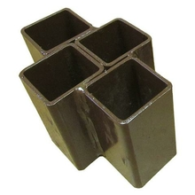 Heavy Duty Pin to Pin 4 Way Connector