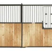 Lumber Kit for Stall Fronts