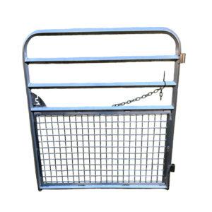 Aluminum Mesh Gate