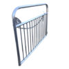 4 Ft Aluminum Spindle Gate side view