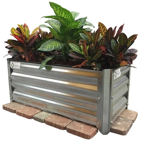 Galvanized Raised Garden Beds