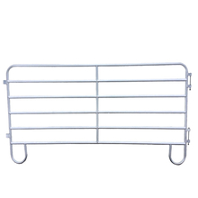 Aluminum 6 Bar Panel