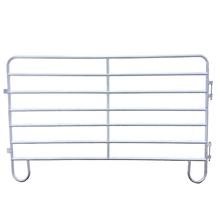 Aluminum 7 Bar Corral Panel
