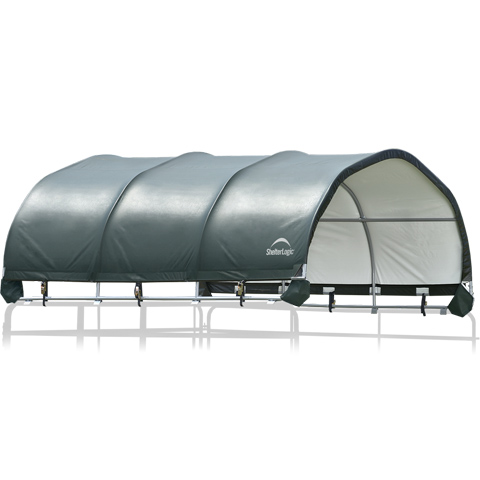 Corral Shelter Cover