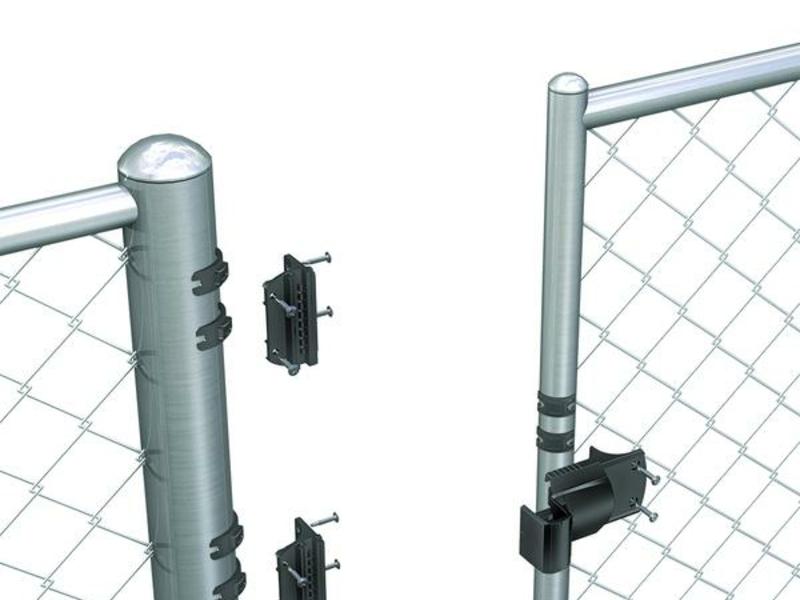 Magnalatch Round Post Adapter Kit