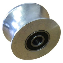 Stall Door Roller With Bearings