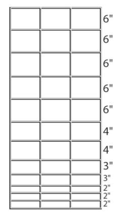 Wire Combi Panel