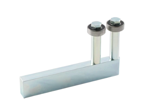 extended gate guide assembly