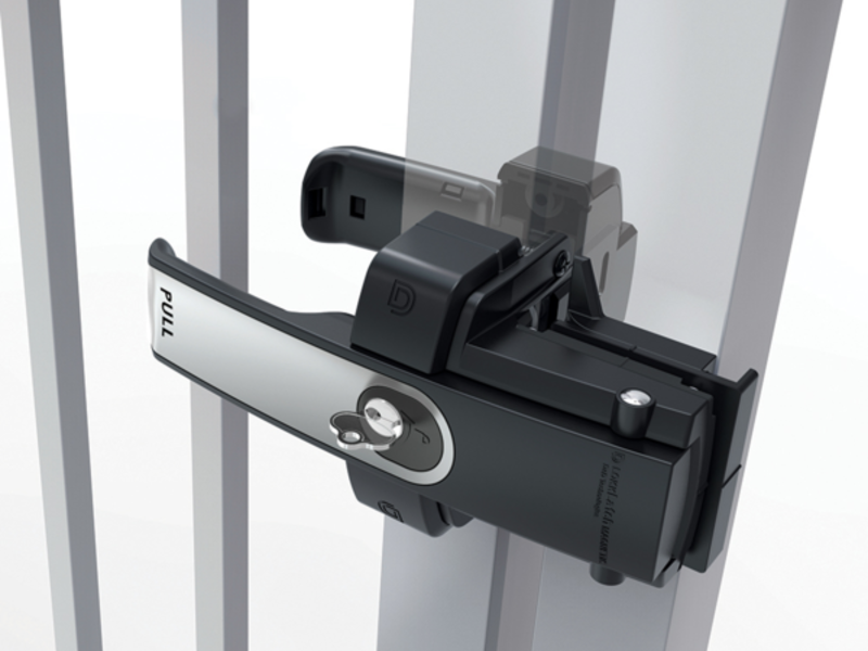 Lokklatch Magnetic Handle Latch