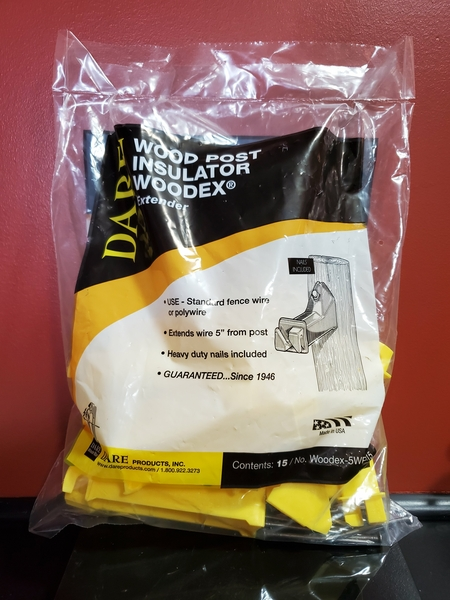 Extender insulator woodex
