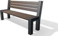 Hyde Park Hahn Bench