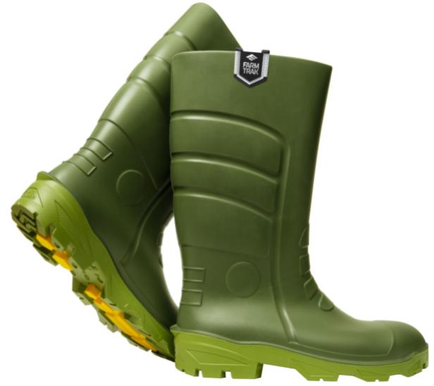 FARMTRAK Agri Safety Boots