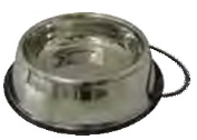 Stainless Steel Heated water bowl